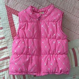Girls Healthtex Puffer Vest